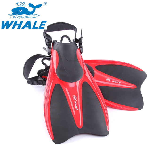 Professional  Adjustable Diving Swimming Fins Webbed Flippers Submersible Men Women Foot Flipper Water Sports Equipment