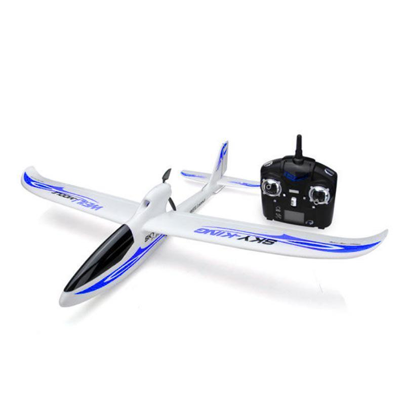 Long Flight Time RC Glider 2.4Ghz Super Power Magnetic Motor EPP Remote Control Airplane Fixed Wing Aircraft Plane Toys