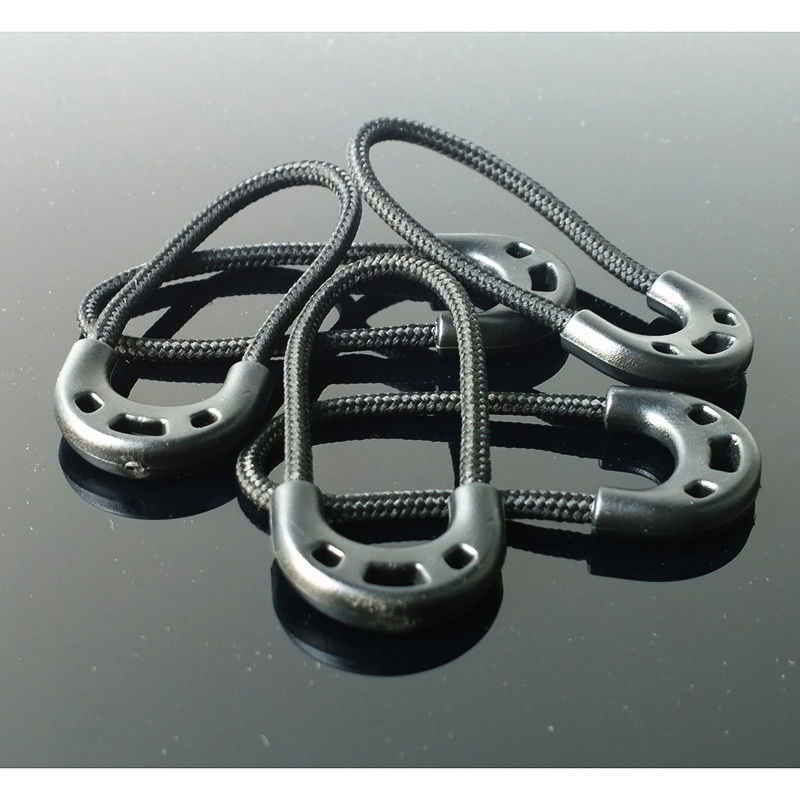 4 шт. U22 Анти-кражи шнур застежка-молния ремешок для телефона аксессуары для одежды рюкзак г