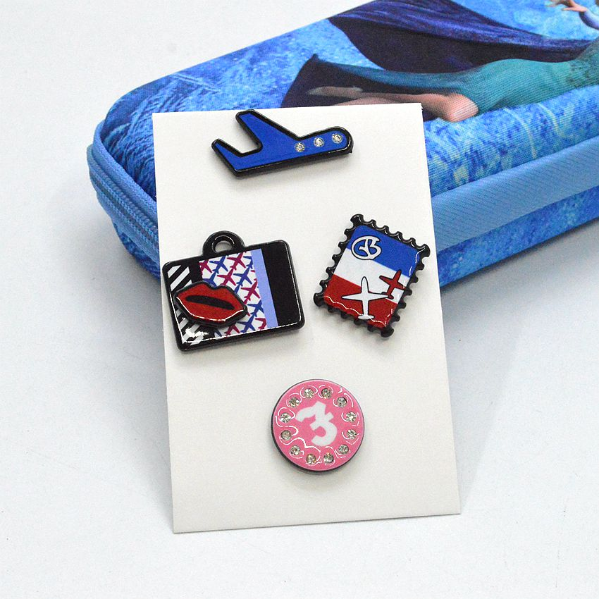 13cb450ae6 🛒[3xsp4] Promotions !! Airplane Collar Multi designs Brooch Pins ...