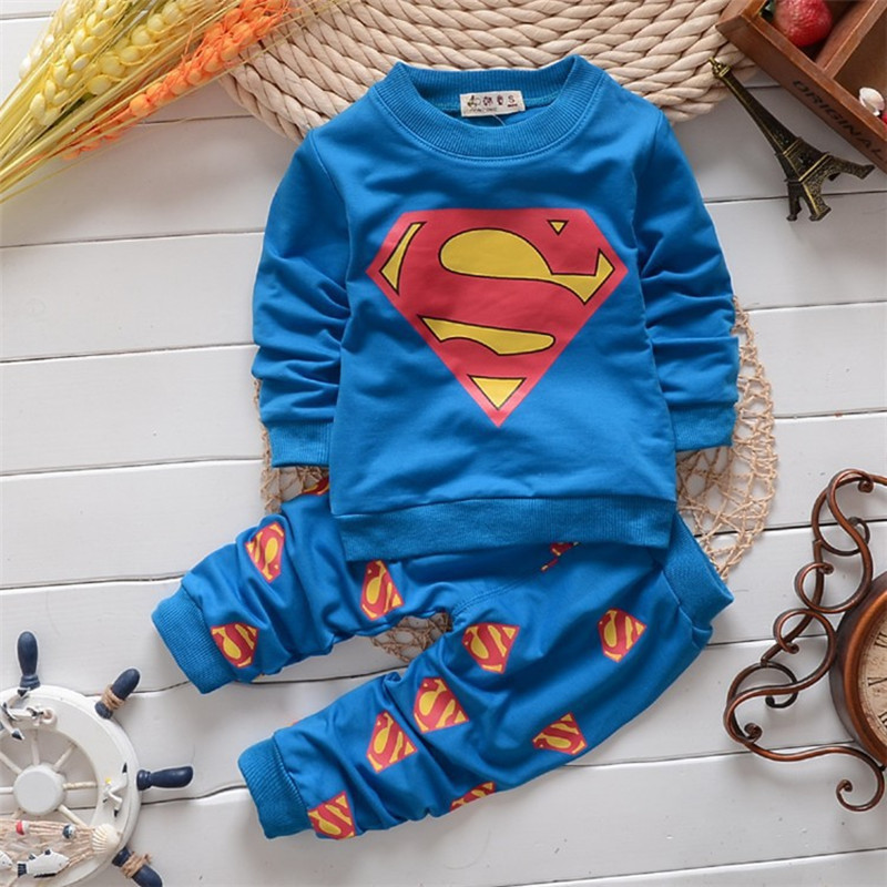 baby clothes spiderman Newborn Toddler Baby Boy Girl letter Tops Pants Outfits 2pcs Sets summer children clothing 0-24M carters 2pcs ruffles newborn baby clothes 2017 summer princess girls floral dress tops baby bloomers shorts bottom outfits sunsuit 0 24m