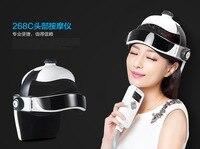 Массажер для головы многофункциональный электрический массаж головы Инструмент мозг расслабиться устройство вибрации давления воздуха м