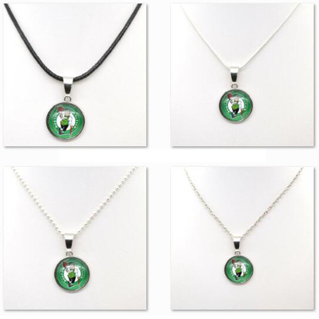 Necklaces Pendants Boston Celtics Charms Women Necklace Basketball Fans Gifts Party Birthday Fashion 2018