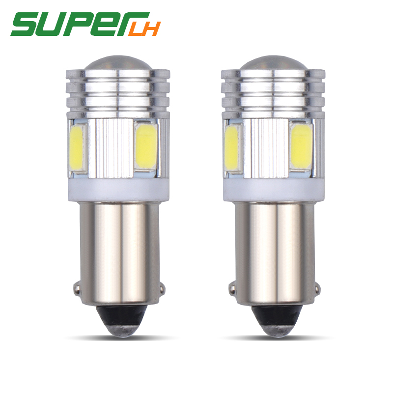 BEESCLOVER 4pcs Warm White Canbus C5W 31mm 36mm 39mm 41mm 3 4-5730-SMD LED Festoon Bulbs Car Interior Map Dome License Plate Light Bulbs