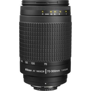 Nikon 70-300mm Lenses Dslr AF Zoom Nikkor 70-300mm f4-5.6G Lens Lente for nikon D90 D7100 D7200  D700 D750 D610 D800 D810 D5 пляж на самуи