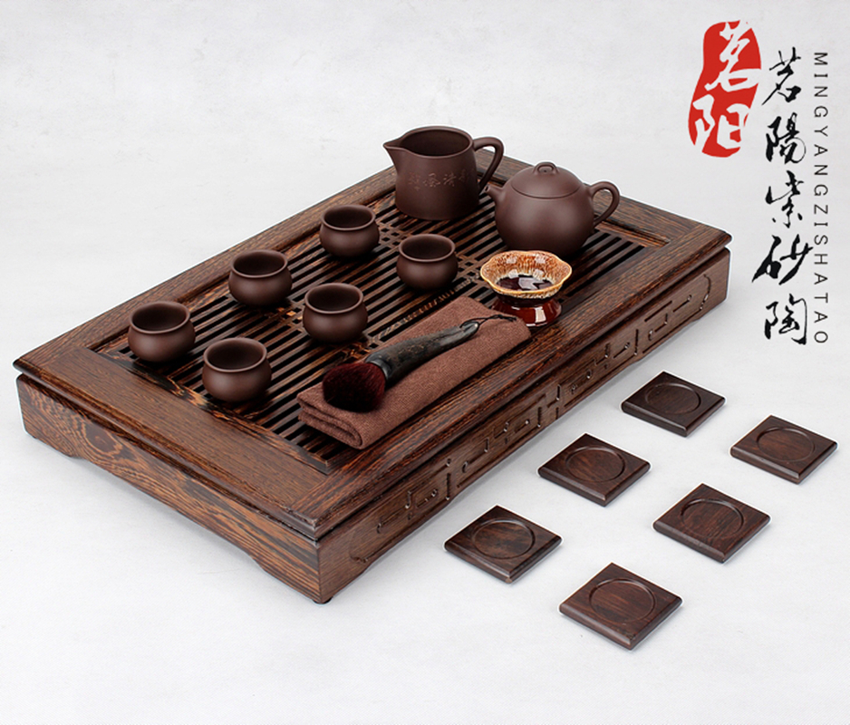 2016 New 13pcs High Quality Tea Set Real Yixing Zisha Tea