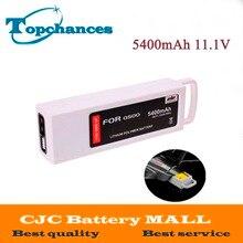 5400 мАч 11.1 Вольт Батареи Липо Для Yuneec Q500 Серии RC Drone 11.1 В 3 S/3 Сотовый