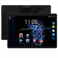 10 pouces tablette Support Youtube Octa Core 6GB RAM 64GB ROM 3G 4G FDD LTE appel téléphonique Android 9.0 tablette GPS WIFI 1280X800 IPS Pad
