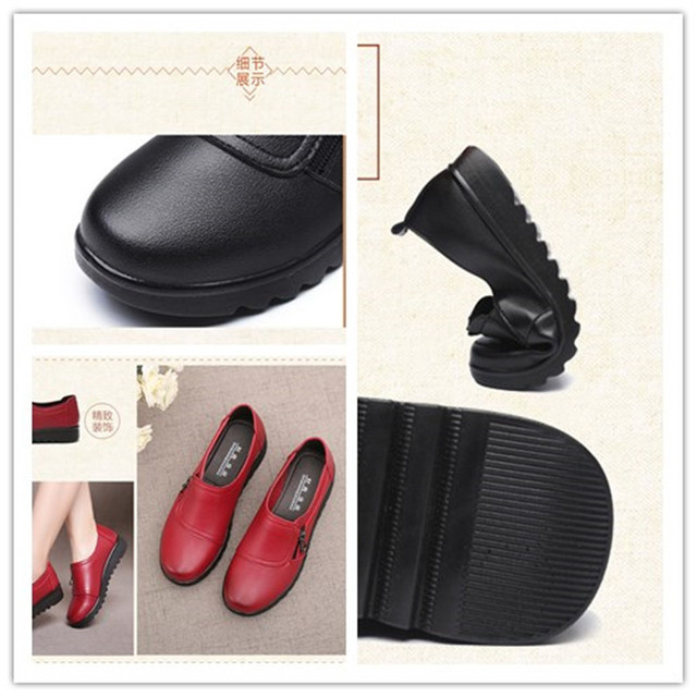 Sneakers Women 2019 Newest Women Flat Shoes zapatos de mujer Spring Summer Light Mesh Breathable Mother's Platform Shoes loafers
