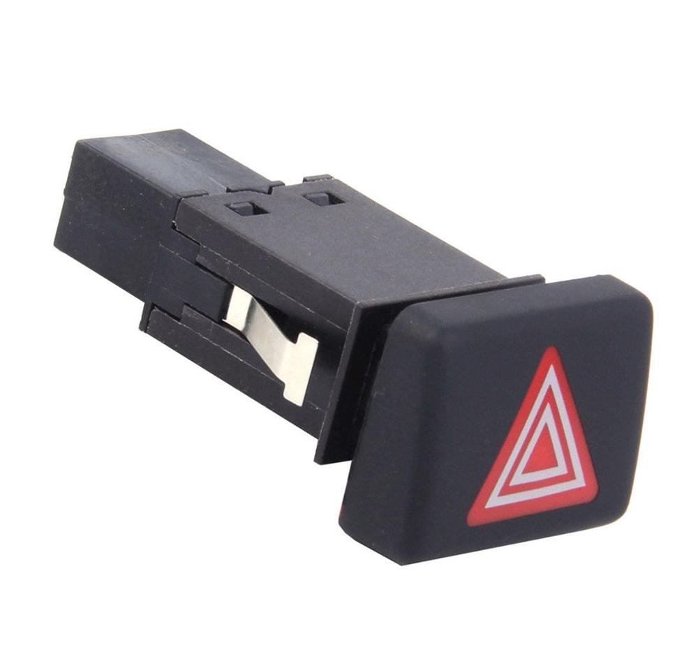 8E0941509 8ED941509 5PR For A-udi A4 S4 B6 B7 2001-2008 RS4 Hazard Warning Emergency Red Light Lamp Switch Button