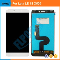 For Letv LeEco 1s X500 LCD Display Touch Screen Digitizer Assembly For le1s le 1s X501 Replacement Parts