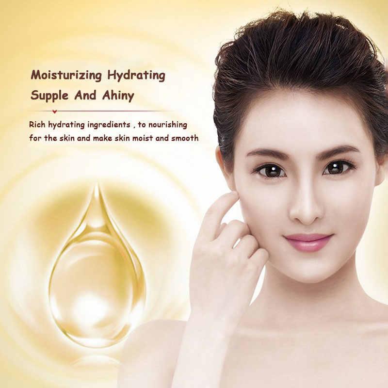 24K altın kırışıklık karşıtı uyku yüz maskesi yüz bakımı akne tedavisi beyazlatıcı krem cilt bakımı yüz germe sıkılaştırıcı nemlendirici