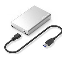 Blueendless Externe Hard Drive disk USB 3.0 1 TB Draagbare HDD HD Opslagapparaten SATA 3 voor Windows PC