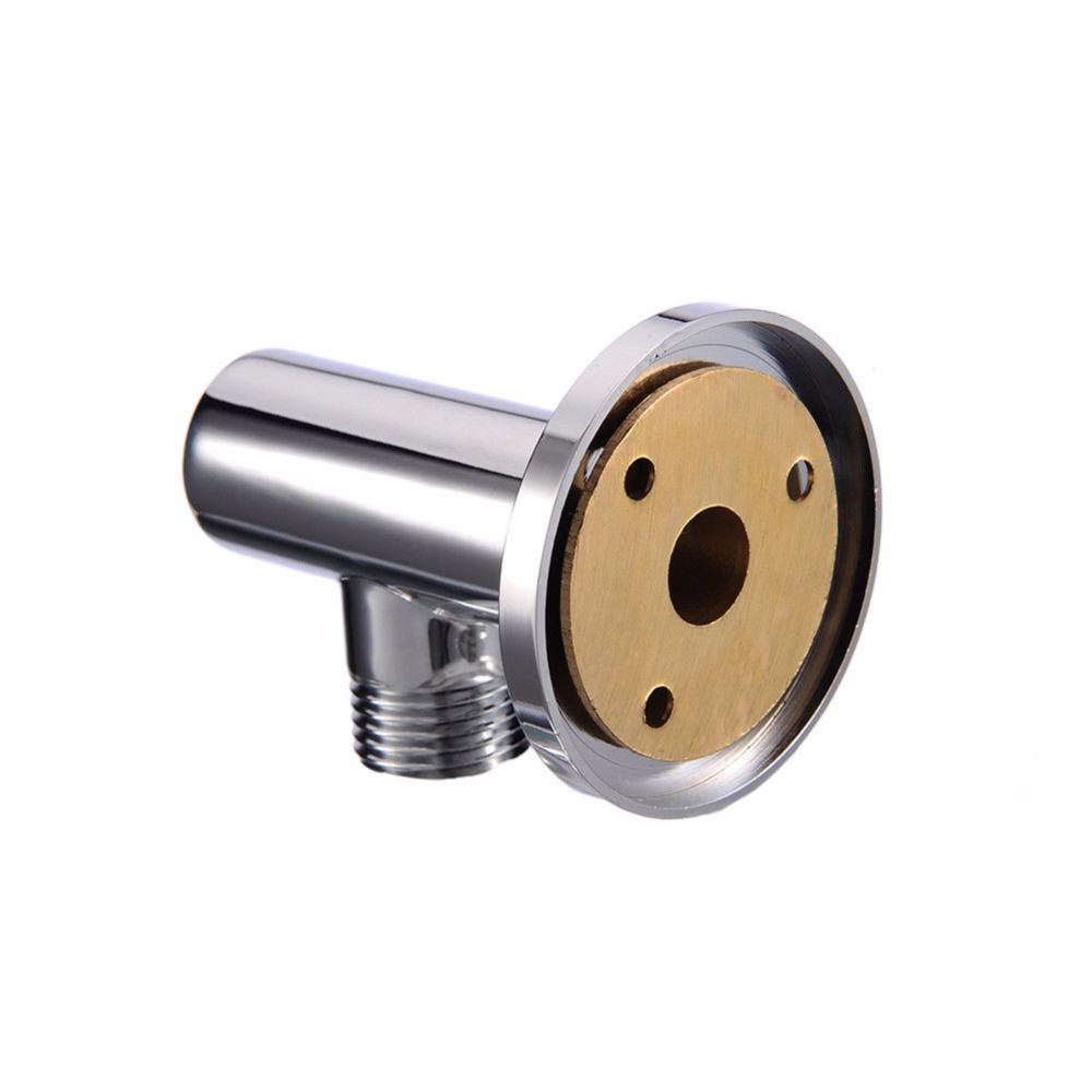 Brass Shower Arm Bottom Entry kit, for Shower Head Extension and ...