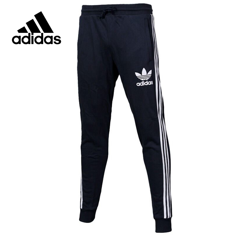 Original Adidas New Arrival Official Adidas Originals Men's Full Length Pants Sportswear for Men original new arrival official adidas originals trf series aop men s jacket hooded sportswear