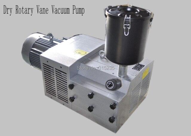 JQT 5500X Drying Rotary Vane Cnc Router Vacuum Pump