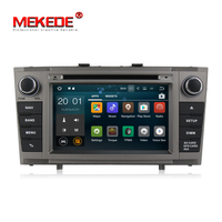 Wholesale price! MEKEDE PX3 quad core 7 2din android 7.1 car gps navigation DVD player for Toyota Avensis (2008 2013)