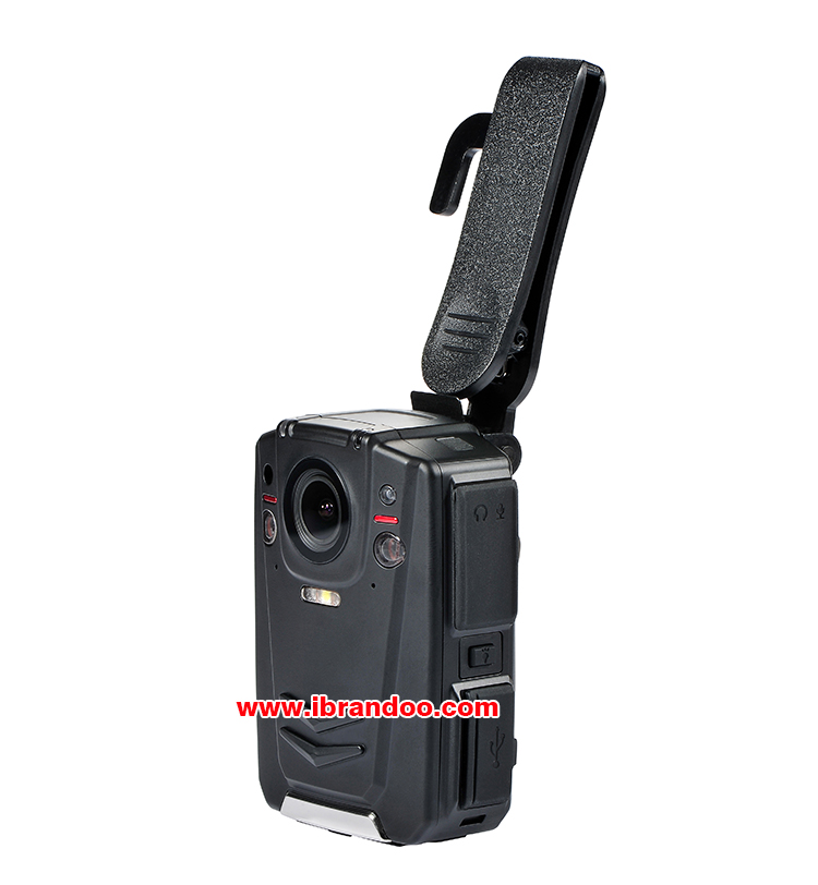 camera with clip