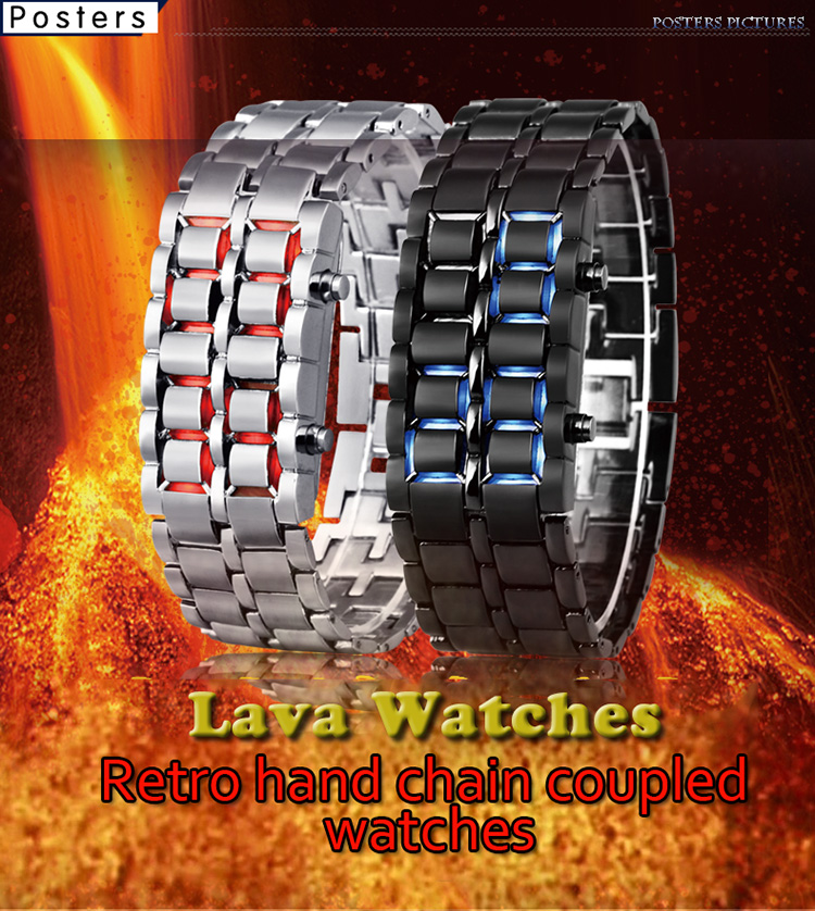 Aidis youth sports watches waterproof electronic second generation binary LED digital men's watch alloy wrist strap watch 10