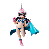 Anime Dragon Ball GALS Chichi PVC Action Figures Collectible Model Toys Doll 15CM