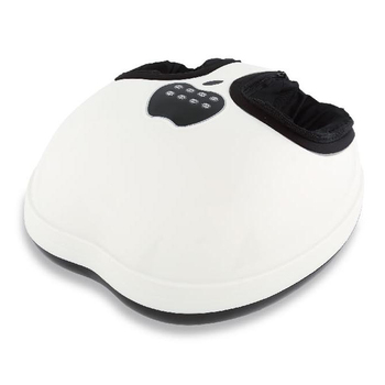 HealthForever Brand Several Colors Choice Blood Circulation Machine Apple Shape Airbag Rolling Electric Foot Massager