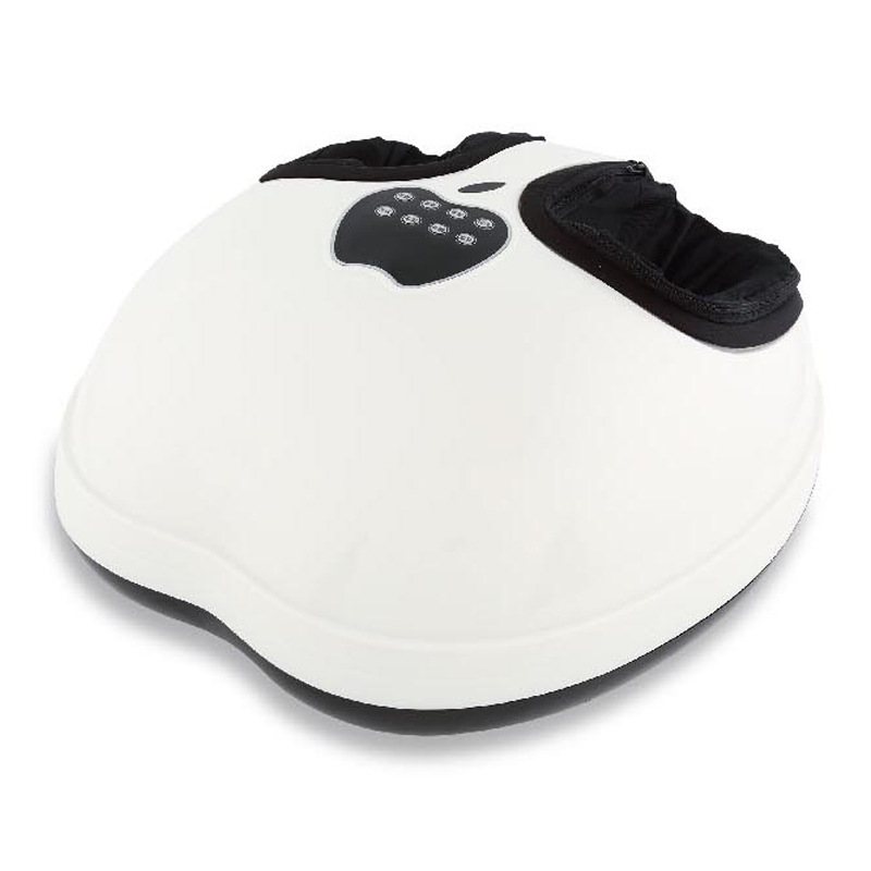 Best Product  HealthForever Brand Several Colors Choice Blood Circulation Machine Apple Shape Airbag Rolling Elec