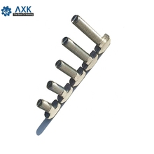 50Pcs 20Pcs Aluminum Profile 3030 Accessories T Screw Fastener Bolt For Slot Groove 8mm M6*12 M6*16 M6*20 M6*25 M6*30