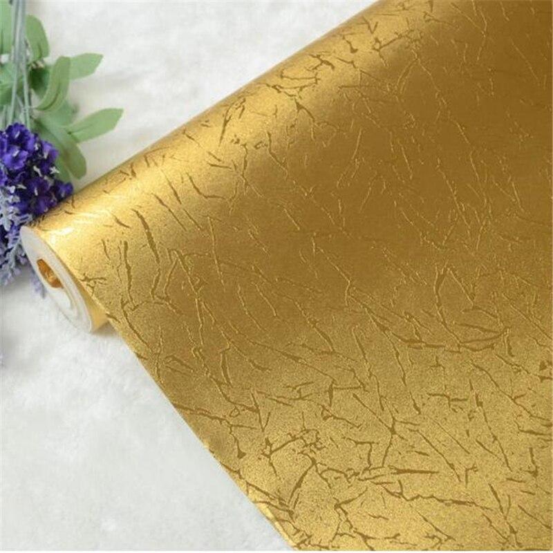 Beibehang papel de parede or argent mat réfléchissant feuille d'or papier peint plafond KTV bar flash nouveau papier peint papel de parede