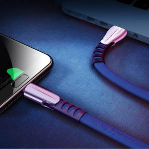 Image 3 - USB Type C Fast Charging usb c Cable For Samsung S9 S8 Note 9 Huawei P20 Type c data Cord Phone Charger For Xiaomi pocophone F1