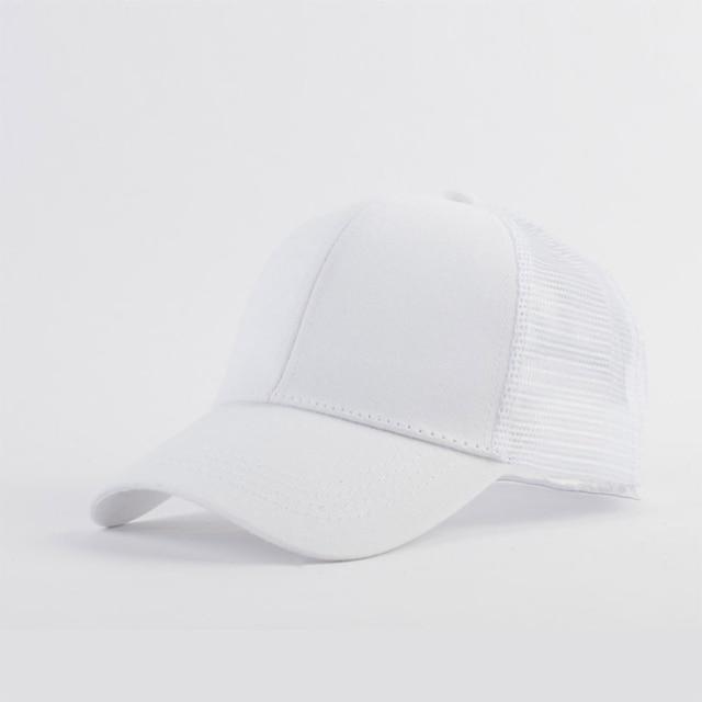 White Baseball net 5c64f225d73cc