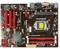 Оригинальный рабочего материнская плата для Biostar H55A + H55A для Intel H55 LGA1156 DDR3 ATX материнская плата
