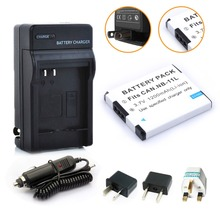 HIBTY NB-11L NB-11LH NB11L Battery + Charger Kit For Canon Powershot 130 IS, 115 IS, A2500 ELPH 135, 140 IS, ELPH 150 IS, 340 HS