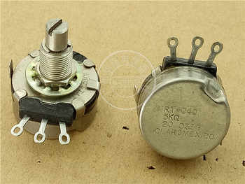 1pcs/lot Mexico CLARO RT-040 5K battery car for 45 degrees potentiometer 5K potentiometer - DISCOUNT ITEM  10% OFF All Category
