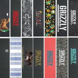 """9 """"x 33"""" Professional Grizzly скейтборд сцепление с доской клейкие ленты кремния наждачная бумага с отверстием воздуха скейтборд палуба скутер Griptapes"""