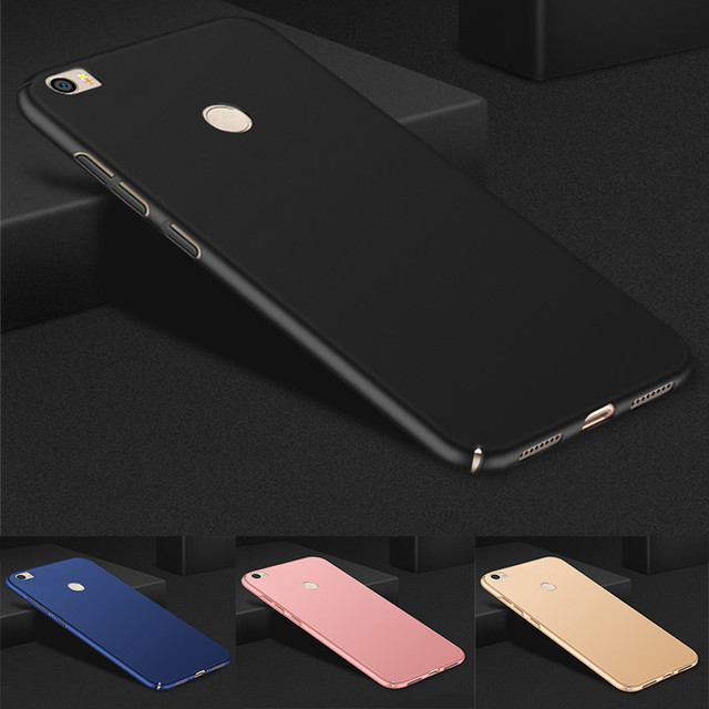 For Xiaomi Mi Max2 Back Cover Luxury 360 Full Protection Hard PC Fundas Phone Cases for Xiaomi mi Max2 Mobile Phone Shell MiMax2