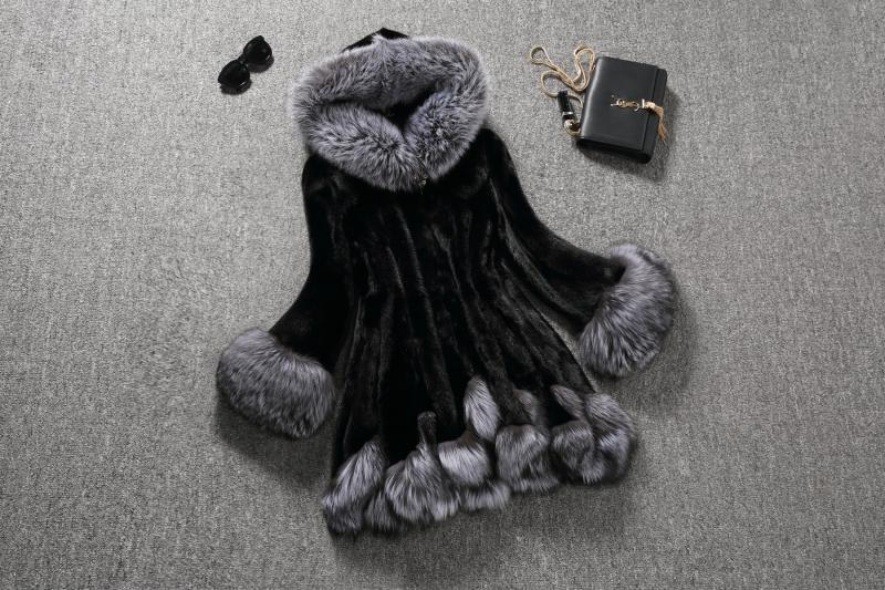 Manteau Piel Blanco Mujeres Chaleco 2016 Faux Fur Fourrure Invierno Gilet Hiver Nueva Mujer negro Femme Chaqueta Falsa De Abrigo RwTqPxXw