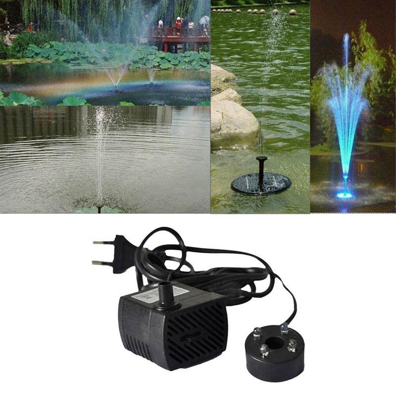 Alert Water Pump Fashion Led Pool Lights For Atmosphere Lamp Aquarium Fountain For Fountain Pool Lights Party Fountain Pool Lamp Modern And Elegant In Fashion Lights & Lighting
