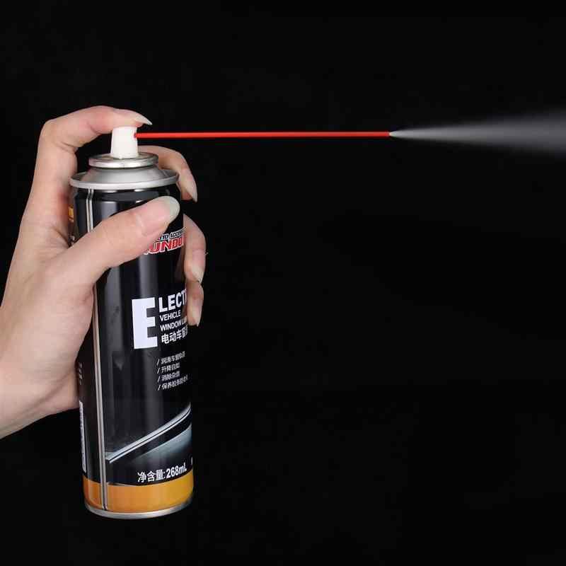 1pc 268ml Anti envejecimiento agente de vidrio espray Ventana de larga duración líquido Anti-niebla para gafas de parabrisas de coche accesorios de estilo de coche