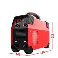 ZX7-315 Schweißen Inverter Maschine Werkzeug MMA/ARC Tragbare Welder 220 V/380 V DC IGBT Schweiß Maschine