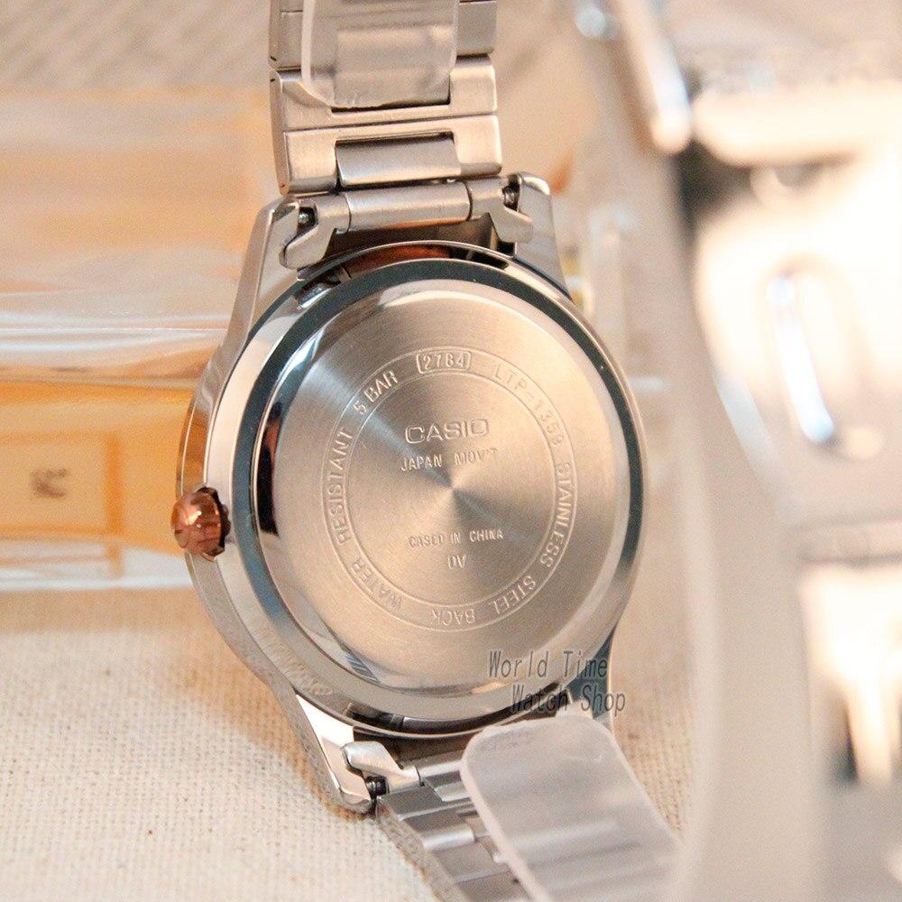 Часы Casio женские наручные часы Set top brand люкс 50м Водонепроницаемые кварцевые наручные часы Светящиеся женские подарки Часы Спортивные часы женские relogio feminino reloj mujer montre homme bayan kol saati zegare - 5
