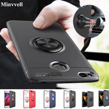 Für Xiaomi Mi 8 6 6X 5X A1 A2 Mix 2 2S Max2 Fall Magnetische Ring-Halter-Stand Telefon fällen Für Mi Redmi s2 4A 4X Hinweis 3 5 5A Pro