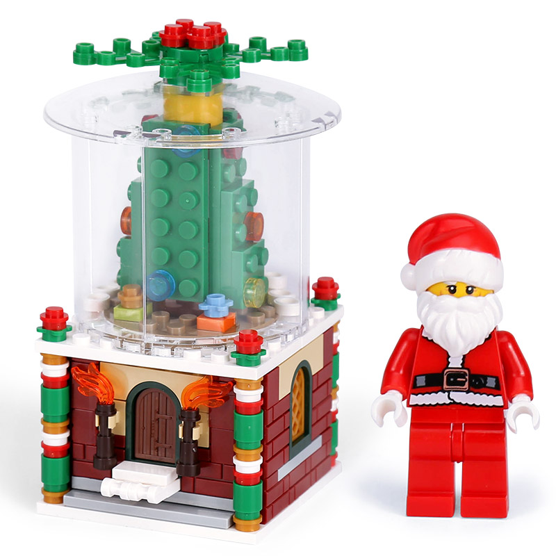 L Models Building toy Compatible with Lego L36004 241PCS Christmas gift Blocks Toys Hobbies For Boys Girls Model Building Kits