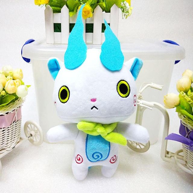 Yokai Часы Komasan Плюшевые Игрушки Рис Мягкая Кукла Животных
