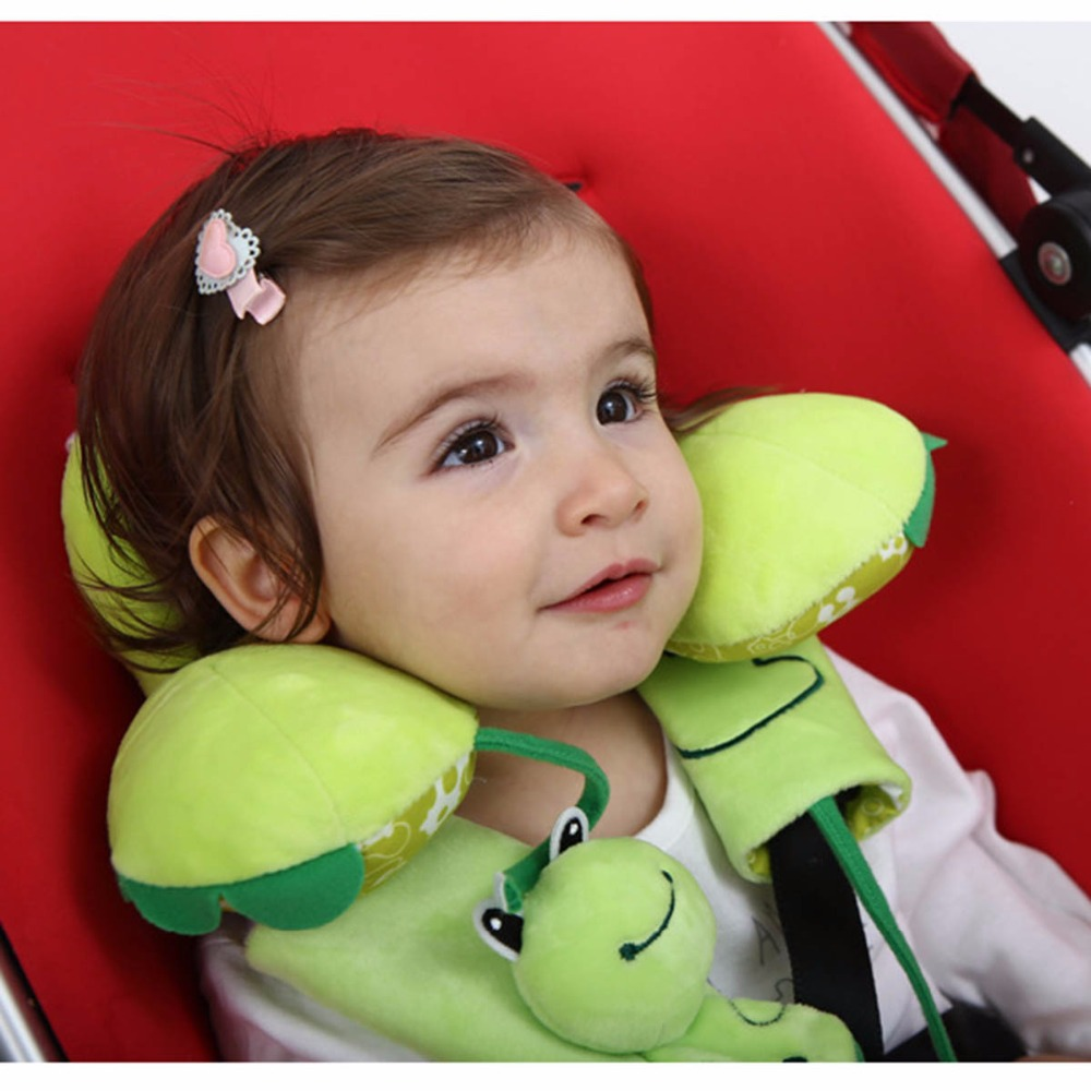 1531747c5 Baby Shaping Pillow Infant Car Sleeping Headrest Neck Protection ...