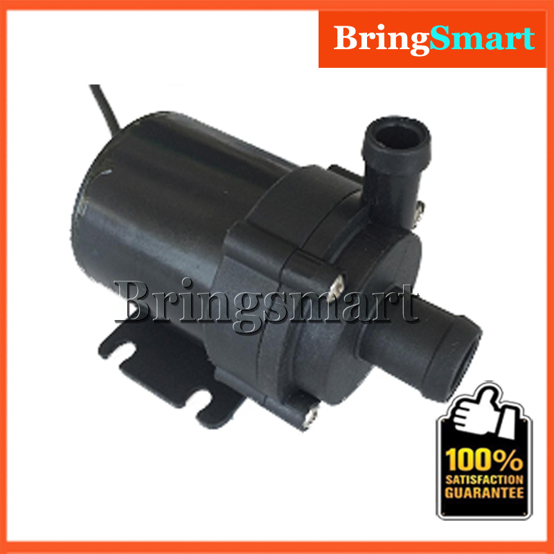 JT-600A 600L/H 5M Water Pump DC 12V Brushless Submersible Fountain Pump 24V Solar Mini Self-priming Pump joyo jt 06 mini