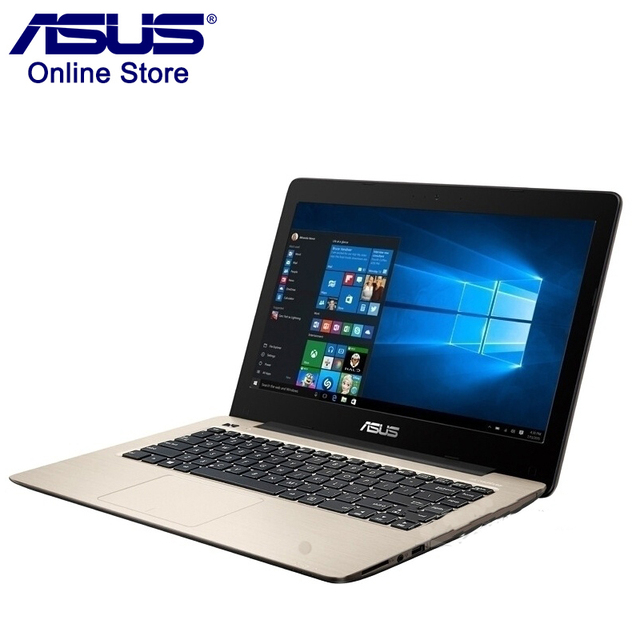 "100% ASUS Computer A480UR Laptop 4G RAM 500 ROM 14"" SSD+HDD Dedicated Cards GDDR5 Intel I7 8250U Windows 10 Pro Nvidia Notebook"