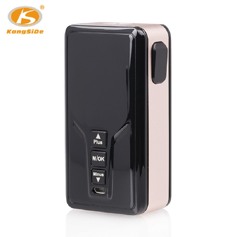 Kangside Original GTRS VBOY 222W 20700 TC Box Mod with SX520 Chip TFT Full Color Display Vape Mods Electronic Cigarette Mod original kangside gtrs gt200 box mod limou chip mod vape 18650 upgrade gt150 mod 18650 vape mods vaporizer