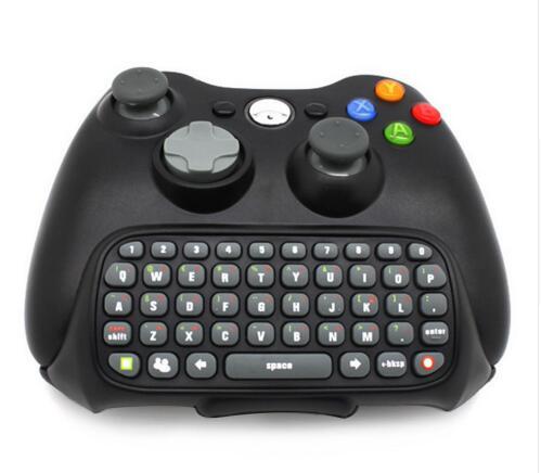 все цены на Hot Sale Wireless Messenger Chatpad Keyboard Keypad Text Pad for Xbox 360 For Xbox360 Controller онлайн
