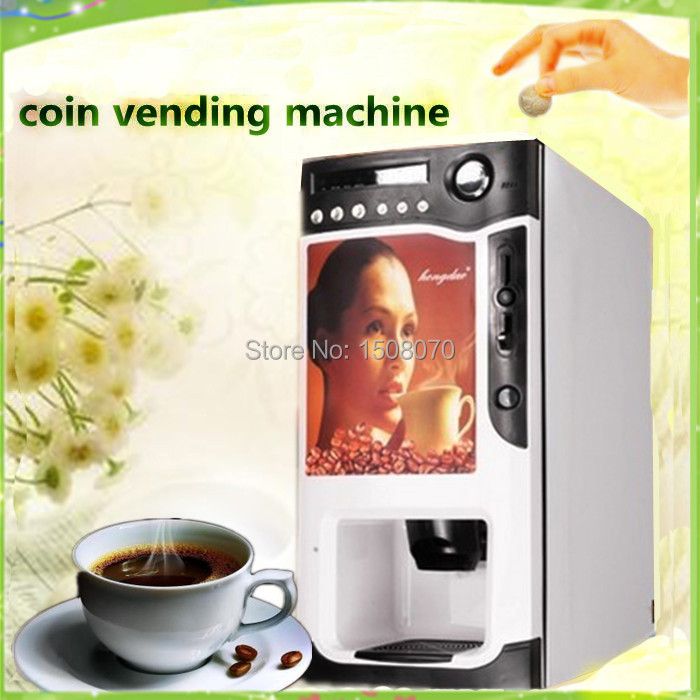 free shipping 220v automatic instant milk dispenser machine milk vending machine free shipping commerical use 3 in 1 automatic coffee vending machine hot drink dispenser machine