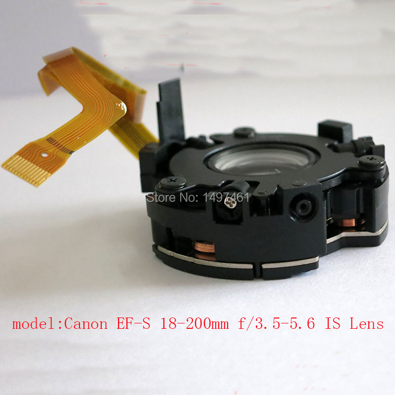 New Original IS Anti shake module optical image stabilizer repair Parts for Canon EF S 18